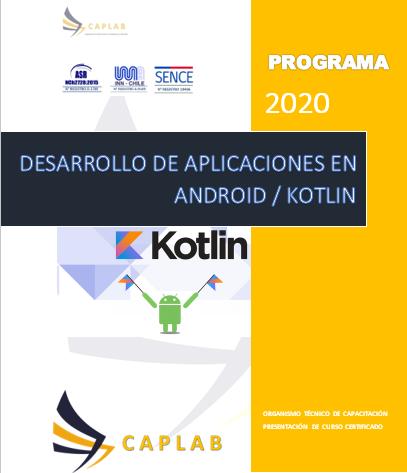 DESARROLLO DE APLICACIONES EN ANDROID / KOTLIN
